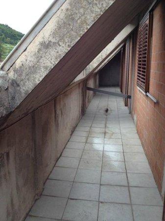 """Hotel Orvieto: """"terrace"""""""
