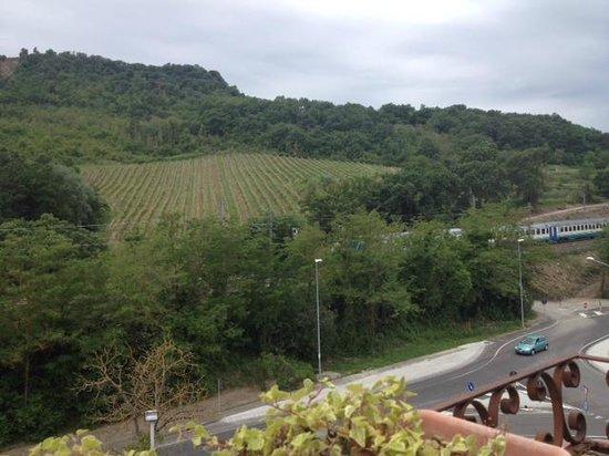 "Hotel Orvieto: ""View"""