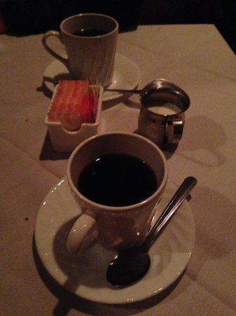 Casa Bella: coffee