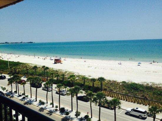 Holiday Inn Sarasota - Lido Beach : outstanding beach