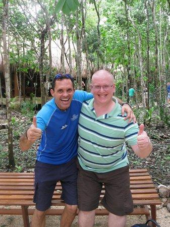 Rio Secreto : Gonzo and Russ
