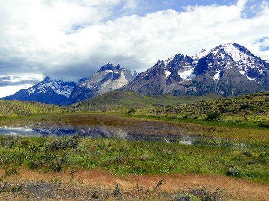 Torres del Paine National Park: Parque Nacional Torres del Paine-CHILE