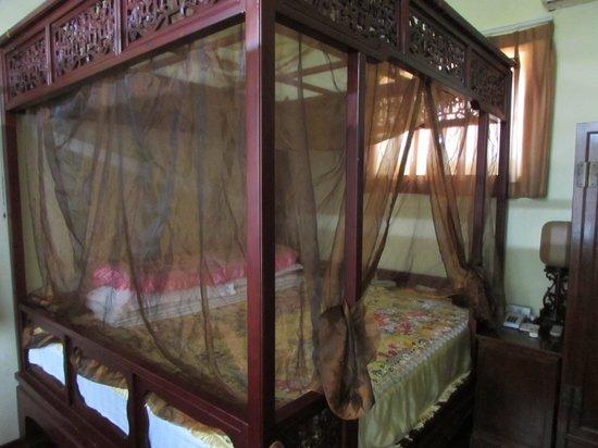 Beijing Sihe Courtyard Hotel: single bedroom