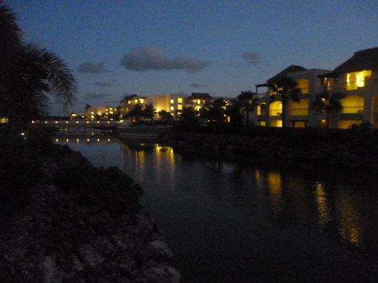 Hard Rock Hotel & Casino Punta Cana: Canales en el jardin