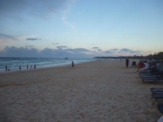 Hard Rock Hotel & Casino Punta Cana: playa