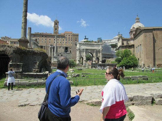 Access Italy Tours : Ancient Rome Tour
