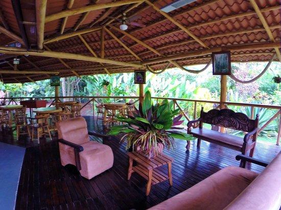 Las Islas Lodge: SALON DE DESAYUNO
