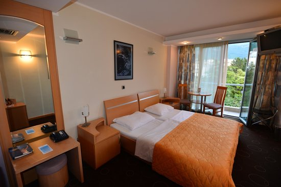 Hotel Montenegro Beach Resort : 部屋