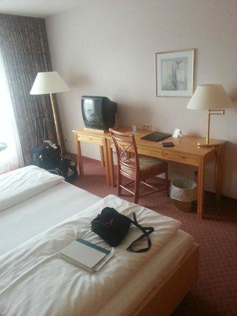 Hotel Erikson: Room 217