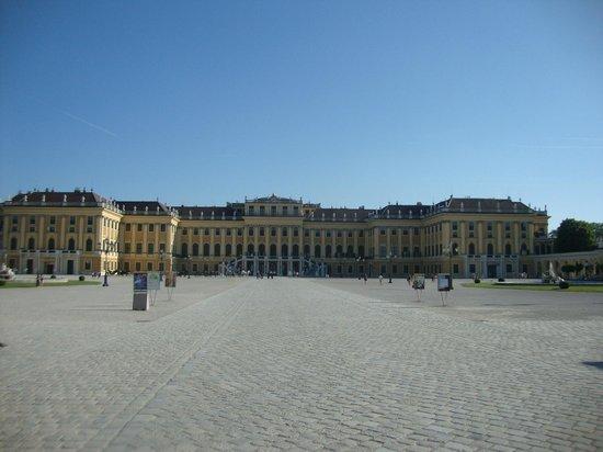 Schloss Schönbrunn: Entrada