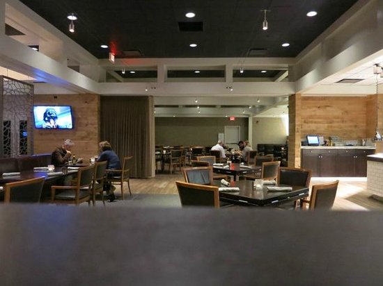 The Westin O'Hare : Restaurant Area
