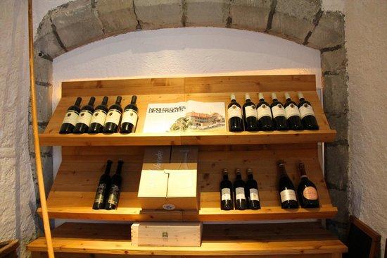 Chateau de Glerolles: More wine !