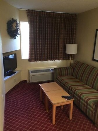 Extended Stay America - Raleigh - Northeast : needs work