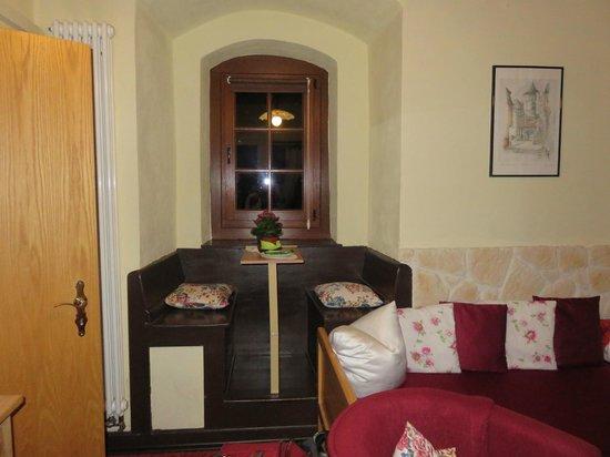 Hotel Kranenturm: Our room