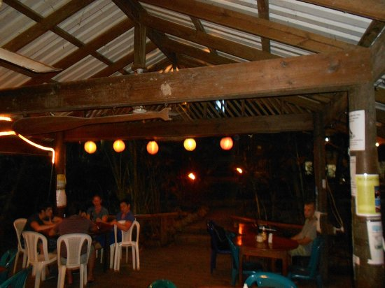 Mango Inn Resort: restaurant