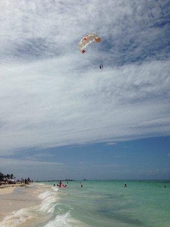 Now Larimar Punta Cana: Beach View