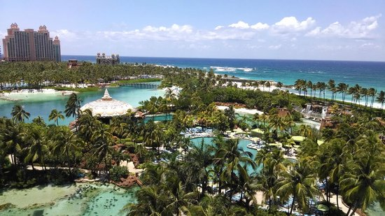 Atlantis, Coral Towers, Autograph Collection : View from room
