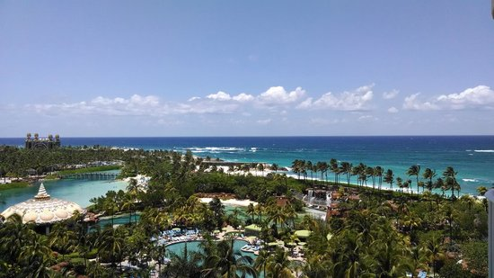 Atlantis, Coral Towers, Autograph Collection: Great view