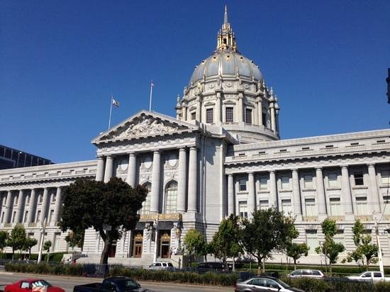 San Francisco City Hall: Stunning..