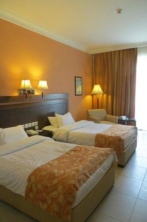 Dead Sea Spa Hotel Resort: Double room