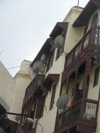 Aben Danan Synagogue : Jewish merchant houses