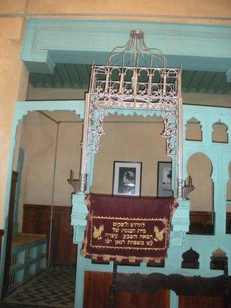 Aben Danan Synagogue : Inside