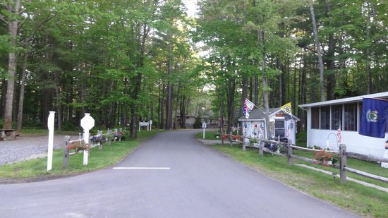 grounds - Picture of Wild Acres RV Resort and Campground ...