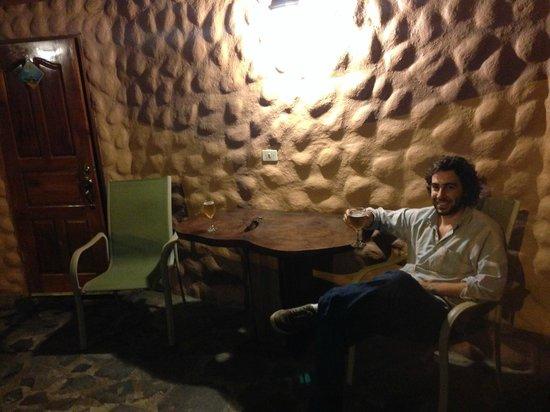 Camino Verde Bed & Breakfast Monteverde: Outside our rooms