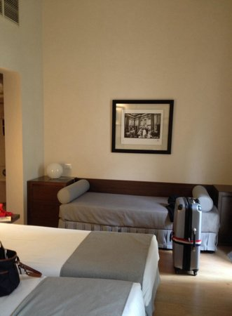 Hotel Orto De Medici : our room
