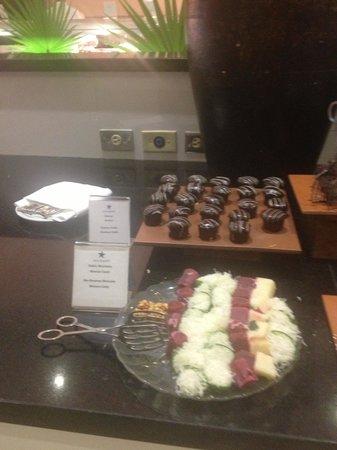 Iberostar Cancun: Dessert bar