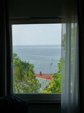 CITY HOTEL, Familjen Ericsson: View from room