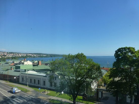 CITY HOTEL, Familjen Ericsson: view from room 2