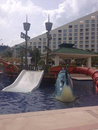 Iberostar Cancun: Kid's pool