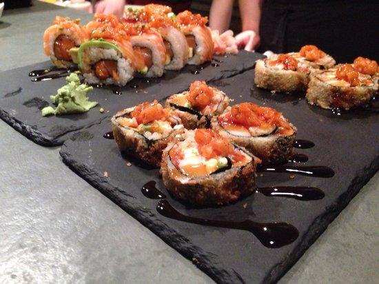 Yokohama Flavour Journey Cuisine: Chef uramaki e furai special!!senza parole!