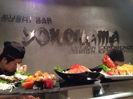 Yokohama Flavour Journey Cuisine: Che dire....