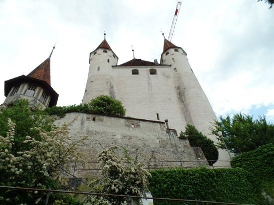 Schloss THUN: The castle