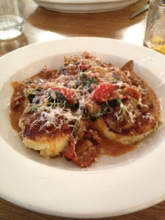 Driftless Cafe: Lamb Ragout with Kale
