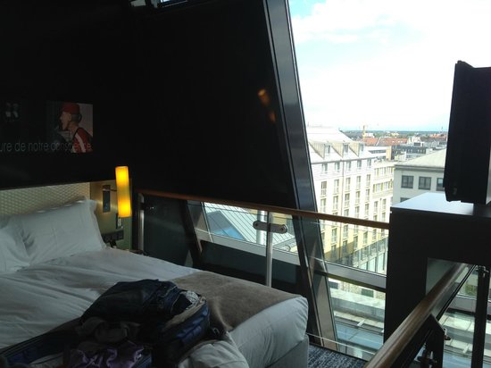 Sofitel Munich Bayerpost: Upper floor of prestige suite