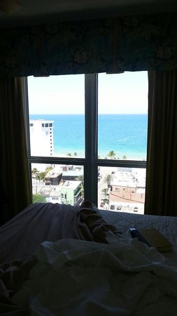 Fort Lauderdale Beach Resort : Room with a view