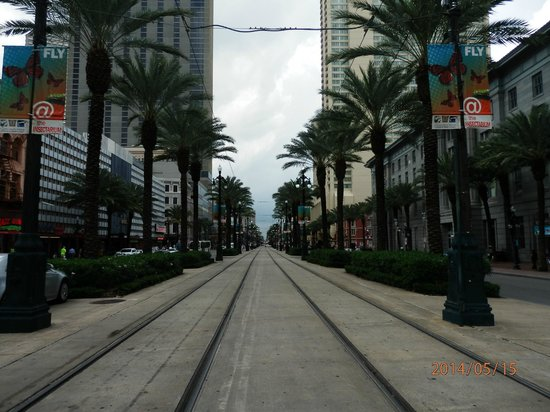 Doubletree by Hilton Hotel New Orleans: Canal Street