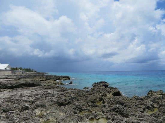 Tortuga Rum and Rum Cake Factory: Beautiful water views