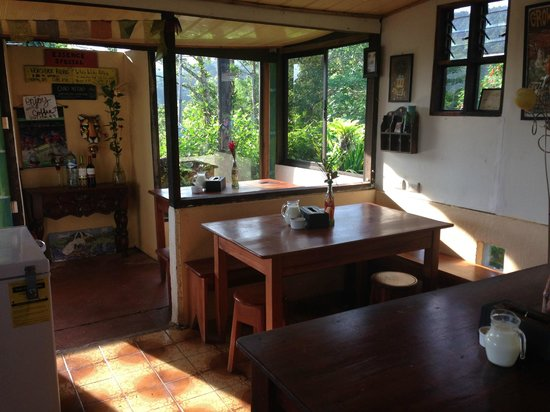 Essence Arenal Boutique Hostel : Great food