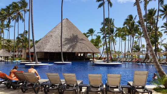 Barcelo Bavaro Beach - Adults Only : Adult pool