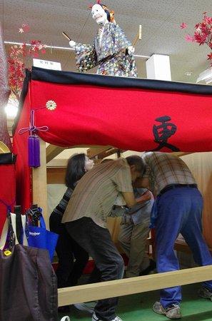 Inuyama City Cultural Museum, Karakuri Museum: これがお薦め!からくり人形実演です。