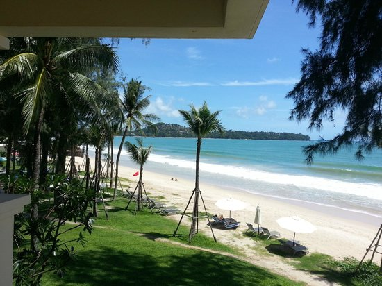 Outrigger Laguna Phuket Beach Resort: View from room