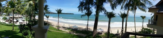 Outrigger Laguna Phuket Beach Resort: Panaroma view from room