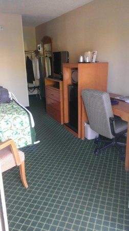 Baymont Inn & Suites Auburn Hills: view of room insides