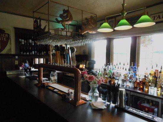 Belton Chalet Grill Dining Room