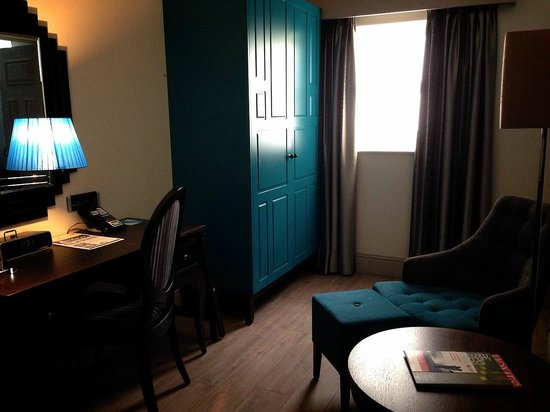 Hotel Indigo London Kensington: View of the room
