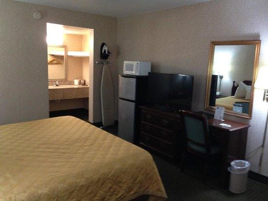 Quality Inn Northwest : 部屋